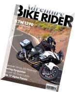 Adventure Bike Rider - March-April 2015