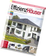 Effizienzhauser - April-Mai 2015