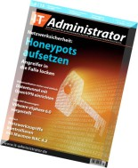 IT-Administrator Magazin April N 04, 2015