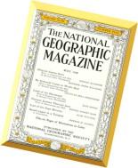 National Geographic Magazine 1948-05, May