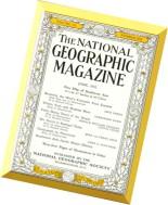 National Geographic Magazine 1952-06, June