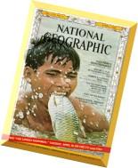 National Geographic Magazine 1968-04, April