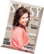 SASSY Magazine - April 2015