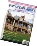 American Dream Homes Magazine Summer 2012