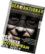 Der Aktionaer Magazin N 15, 01 April 2015