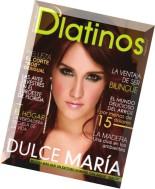 D'Latinos Magazine - Abril 2015