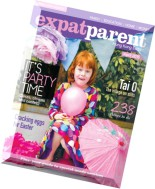 Expat Parent Magazine - April 2015