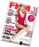 FHM Russia - April 2015