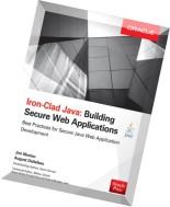 Iron-Clad Java Building Secure Web Applications