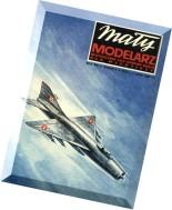Maly Modelarz (1970-08) - Ciezki mysliwiec przechwytujacy Su-T431