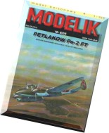 Modelik (2005.08) - Petlakov Pe-2 FT