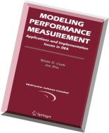 Modeling Performance Measurement Applications and Implementation Issues in DEA