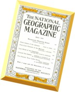 National Geographic Magazine 1959-05, May