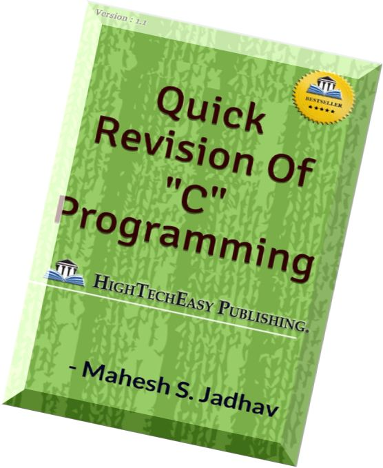 c programming in easy steps pdf