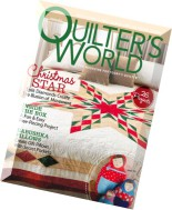 Quilter's World 2013'08