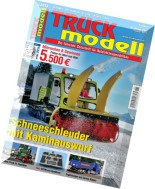 Truck Modell Magazin N 01, 2013
