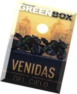Kawasaki Green Box - Numero 58, 2015