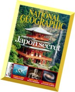 National Geographic France N 187 - Avril 2015