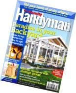 The Family Handyman - May 2006