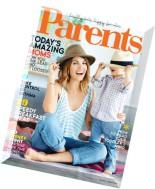 Parents USA - May 2015