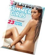 Playboy's Sexy Summer Girls - August-September 2011