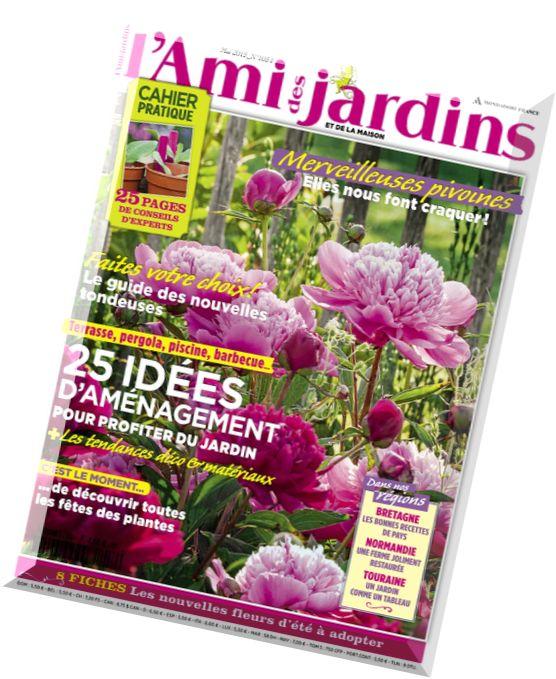 Download l ami des jardins et de la maison n 1054 mai 2015 pdf magazine - Magazine maison et jardin ...
