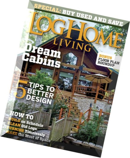 Download Log Home Living May 2015 Pdf Magazine