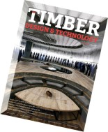 Timber Design & Technology Middle East - April 2015