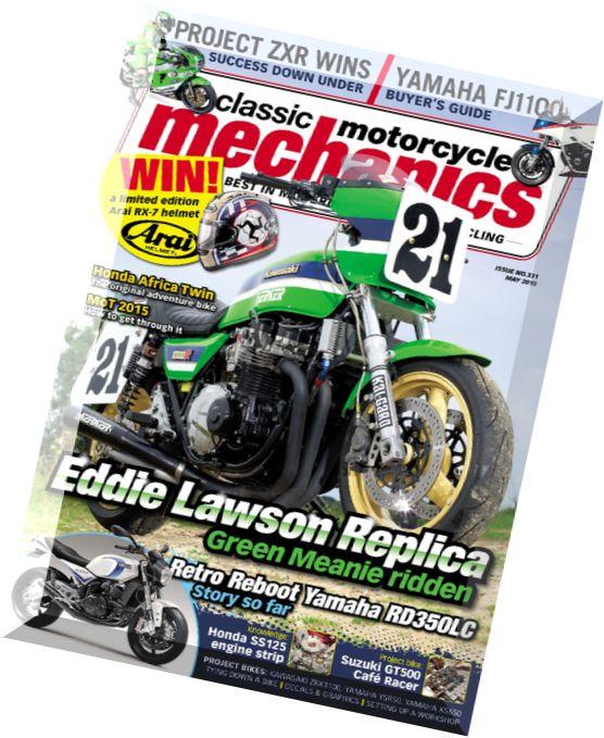 CLASSIC MOTORCYCLE MAY 2007 HAYTHORN BSA GOLD STAR HARLEY WLC MOTO GUZZI GT16