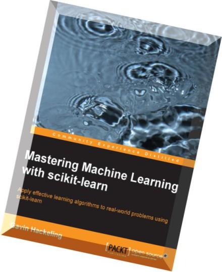 Advanced Machine Learning with scikit-learn Part I/II - GitHub