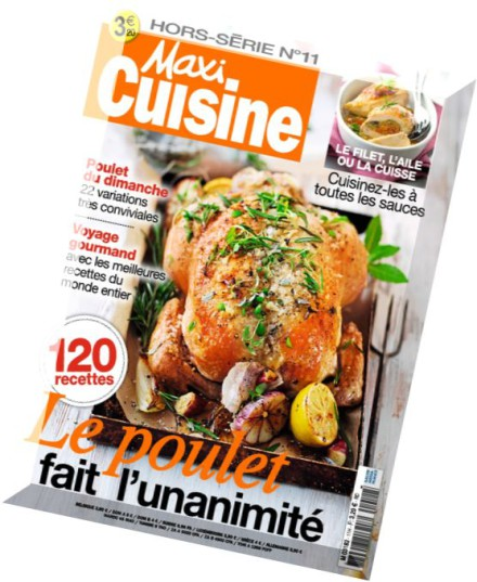 download maxi cuisine hors serie n 12 pdf magazine