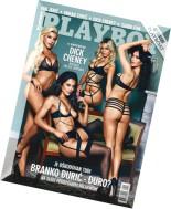 Playboy Slovenia - May 2015