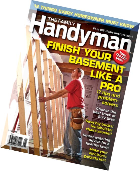 Download the family handyman usa may 2015 pdf magazine for The family handyman pdf