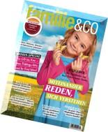 Familie & Co Die Familienzeitschrift Mai N 05, 2015