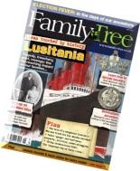 Family Tree UK - May 2015