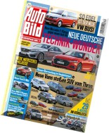 Auto Bild Germany Nr. 16, 17 April 2015