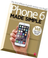 iPhone 6 Made Simple 2nd Edition 2015
