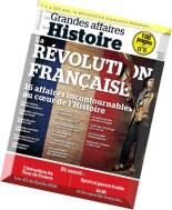 Les Grandes affaires de l'Histoire Magazine N 6, 2014
