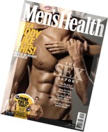 Men's Health South Africa - May 2015