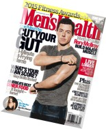 Men's Health USA - May 2015