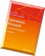 Operations Research A Model-Based Approach, 2nd edition