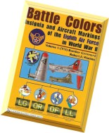 Schiffer Aviation History Battle Colors - 8th AF in WW II (1) Bomber Command