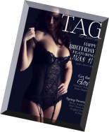 TAG -The Adore Girls Magazine - April 2015