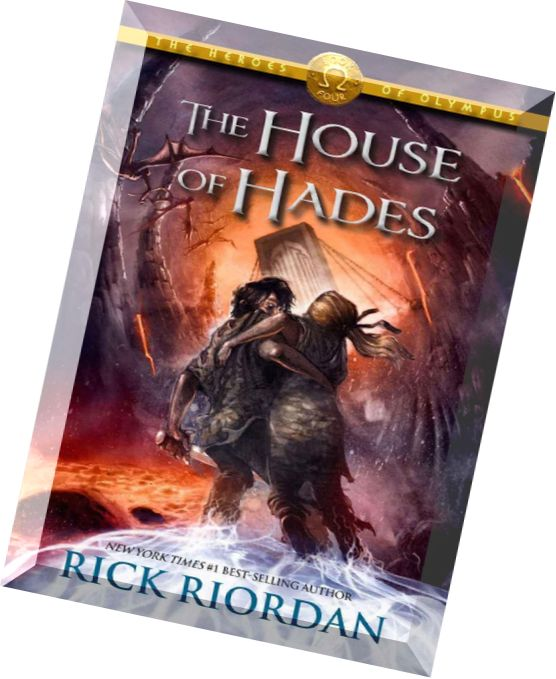 House of hades rick riordan book matchless message