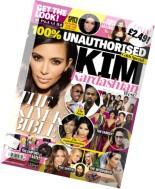 100% Unauthorised Celeb Special Kim Kardashian West!