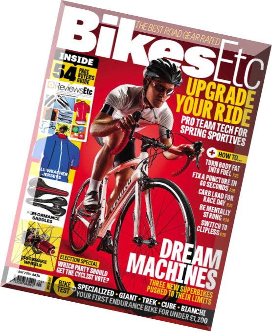 Bikes Etc Magazine Bikes Etc Magazine May