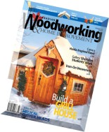 Canadian Woodworking & Home Improvement - April-May 2015