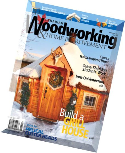 Download Canadian Woodworking & Home Improvement – April ...