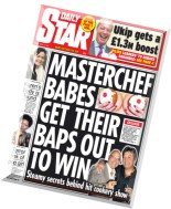DAILY STAR - Friday, 17 April 2015