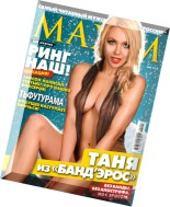 Maxim Russia - May 2015